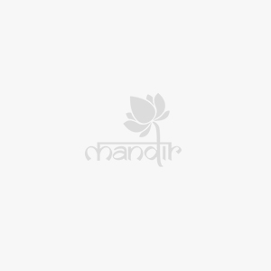 Banarasi Tussar Buttis Blue Saree